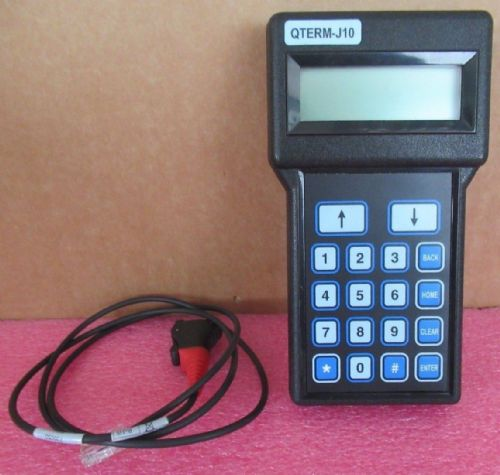 QSI Corp Qterm-J10 V2 Visual Training Device Designed Character Terminals RS-232